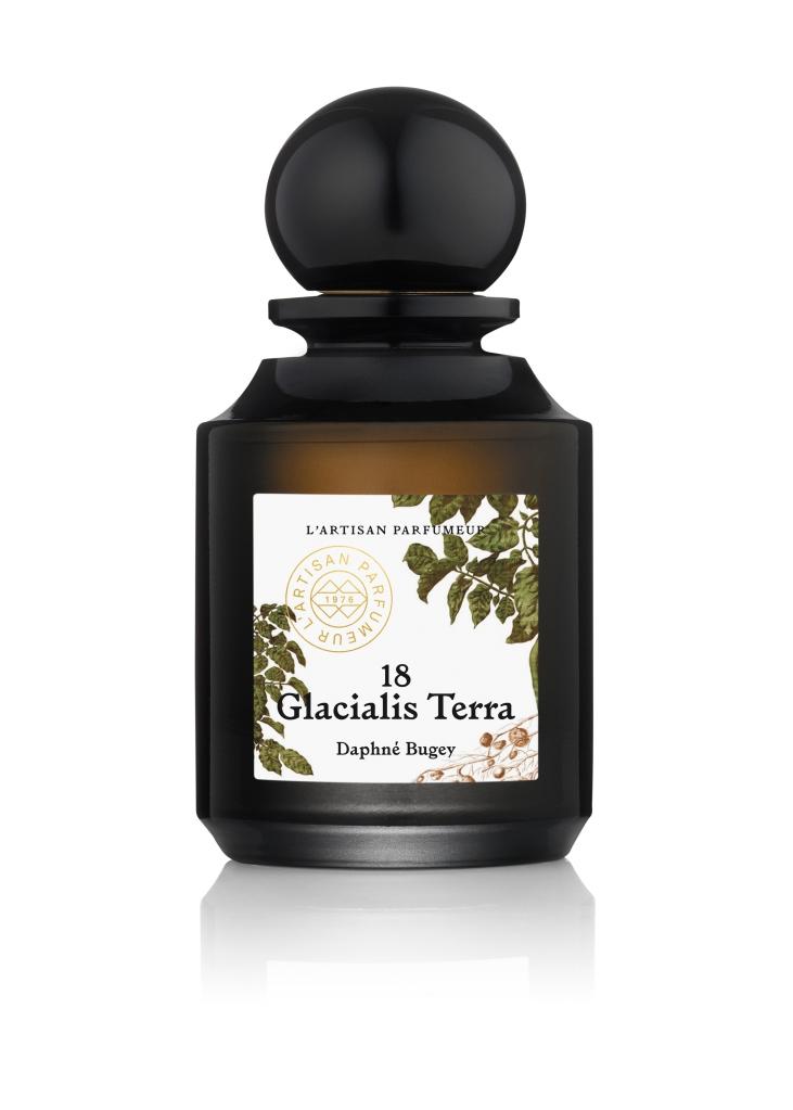 Glacialis Terra La Botanique L'Artisan Parfumeur x Deyrolle
