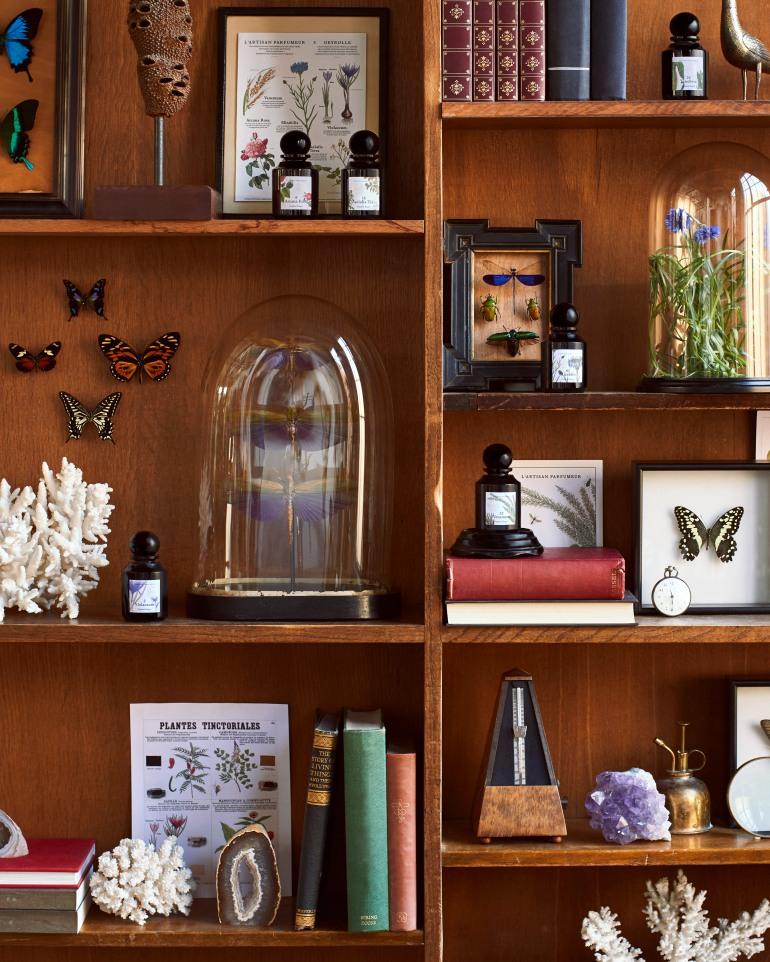 La Botanique L'Artisan Parfumeur x Deyrolle