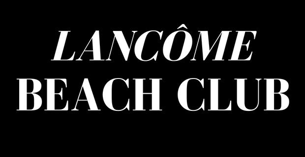 Maquillage Lancôme Beach Club