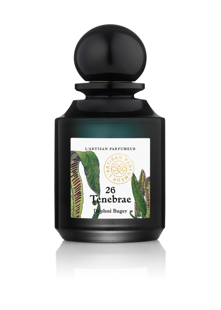 Tenebrae La Botanique L'Artisan Parfumeur x Deyrolle