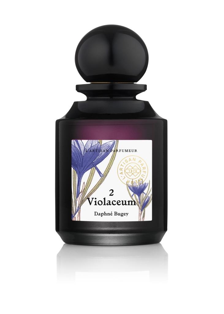 Violaceum La Botanique L'Artisan Parfumeur x Deyrolle