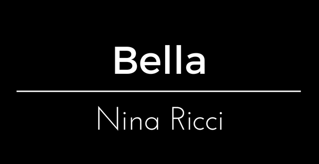 Bella de Nina Ricci