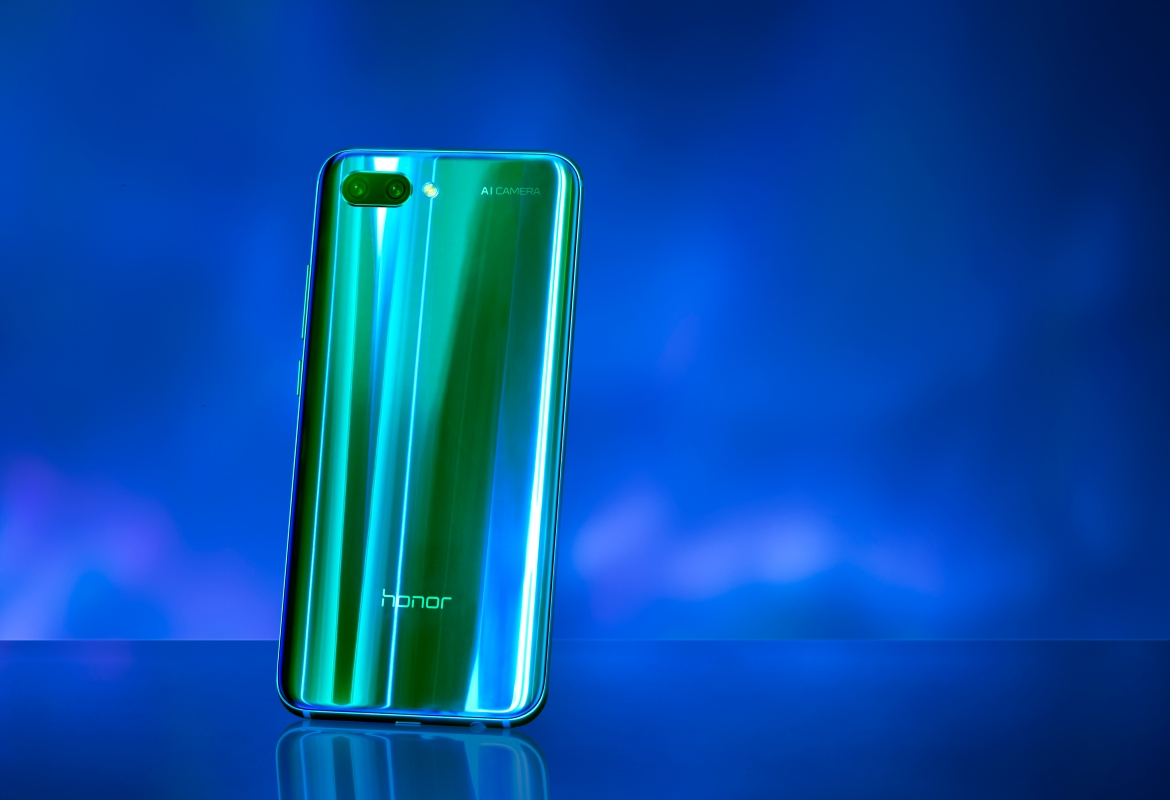 Honor 10 Phantom Greenæ