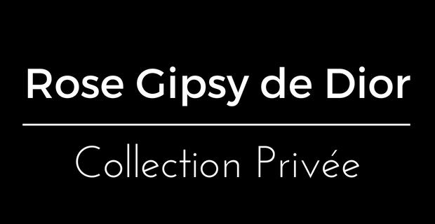 Rose GIpsy de Dior