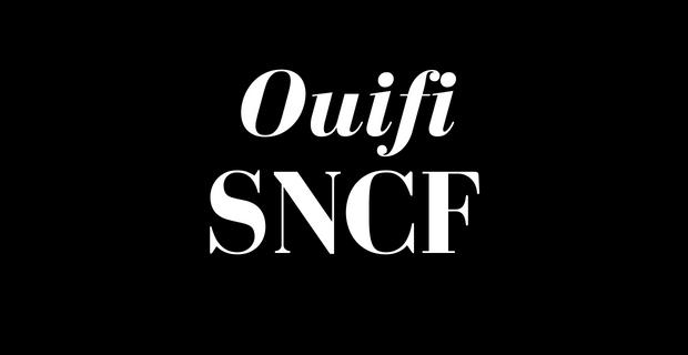 Wifi SNCF