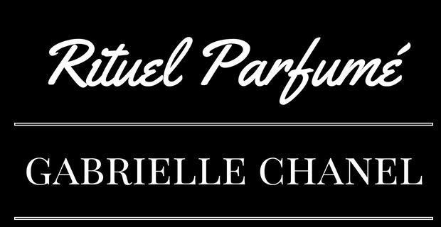 Rituel parfumé Gabrielle Chanel