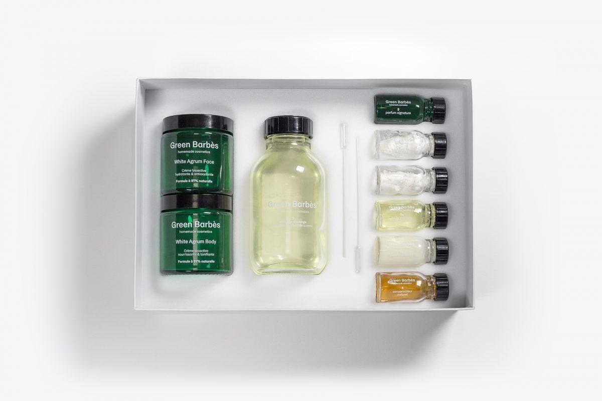 Kit Green Barbes Atelier Maoli
