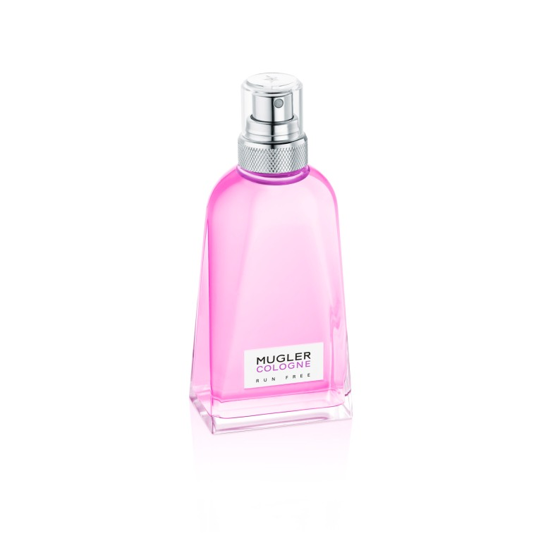 Mugler Cologne Run Free
