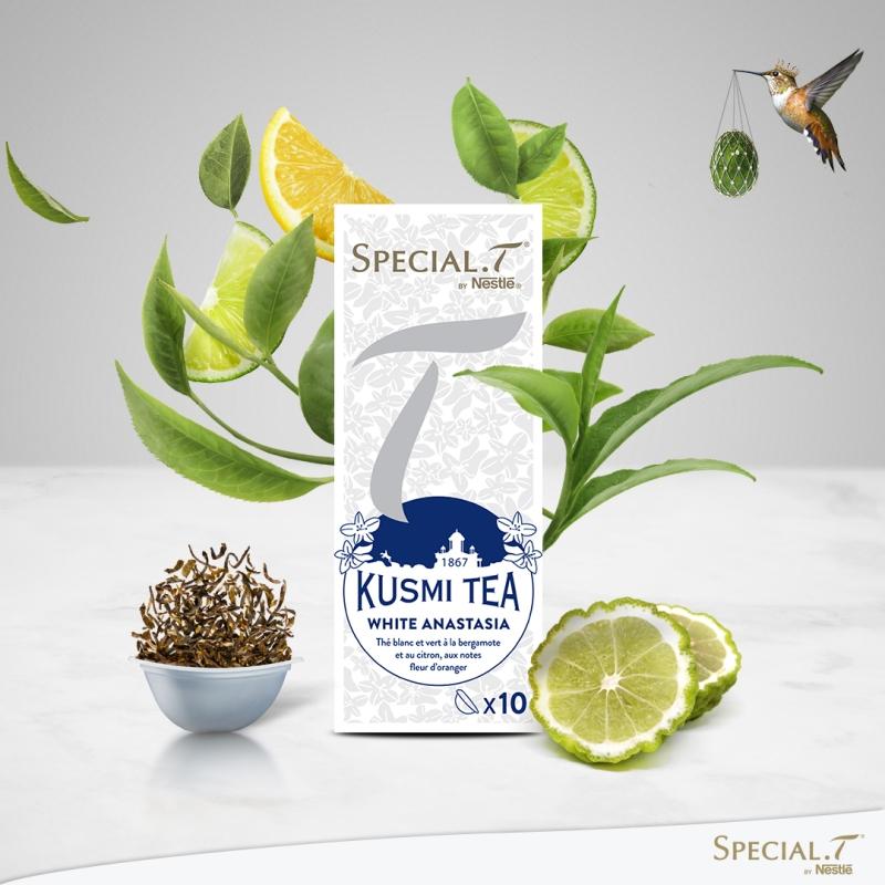 Kusmi Tea x Special T.