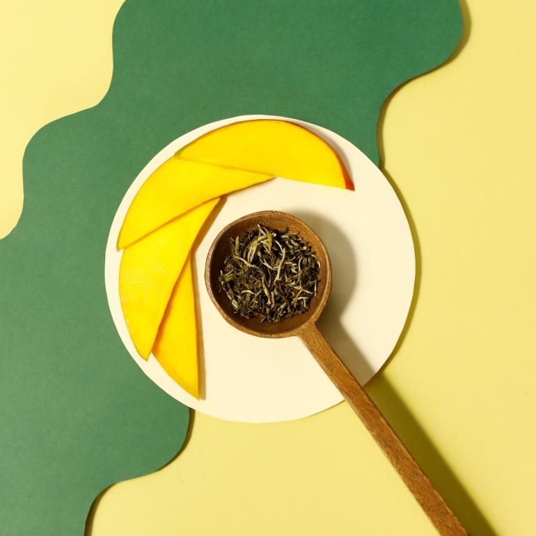 Tropical White de Kusmi Tea