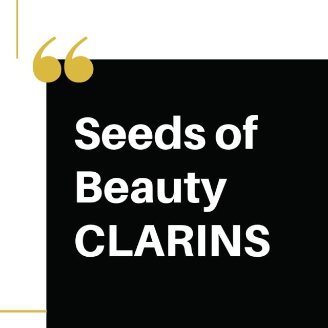 Seeds of Beauty de Clarins
