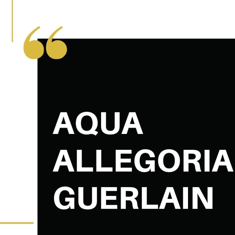 Aqua Allegoria 2020 de Guerlain