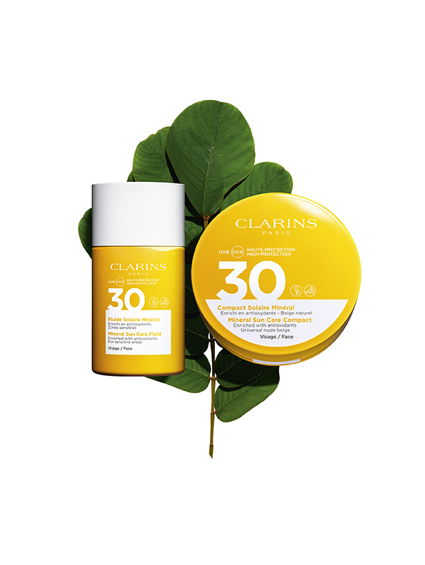 Soins Solaires ©Clarins