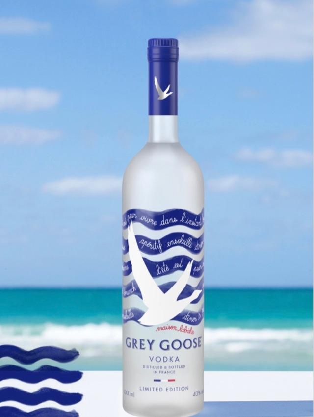 Grey Goose x Maison Labiche