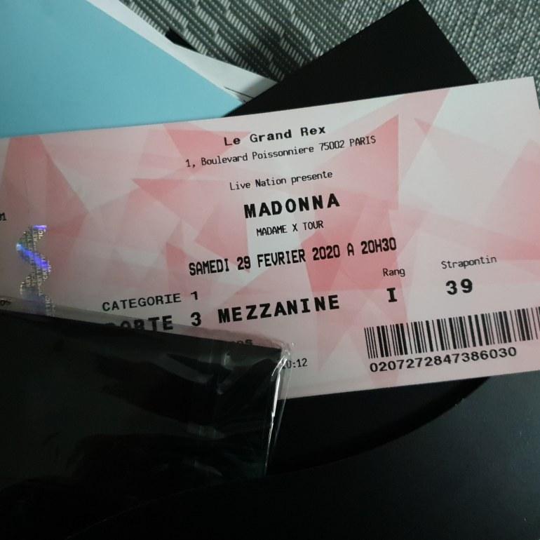 Madame X Madonna