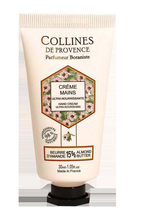 Crème mains Beurre d'Amande Collines de Provence