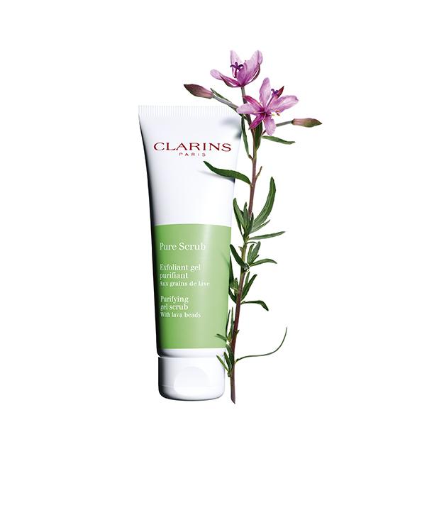 Pure Scrub de Clarins ©Clarins