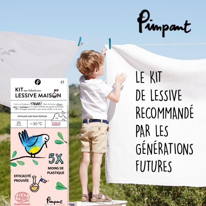 Lessive Pimpant