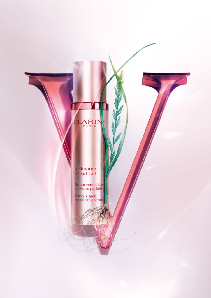 V Shaping Facial Lift de Clarins