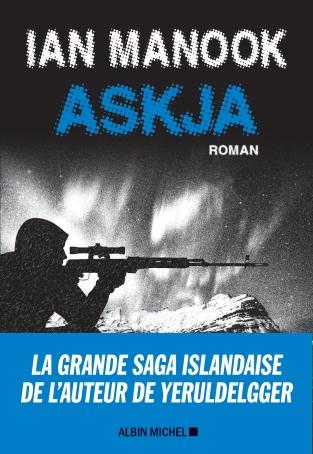 Askja d'Ian Manook - Editions Albin Michel