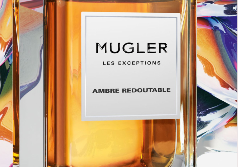 Ambre Redoutable Les Exceptions Mugler