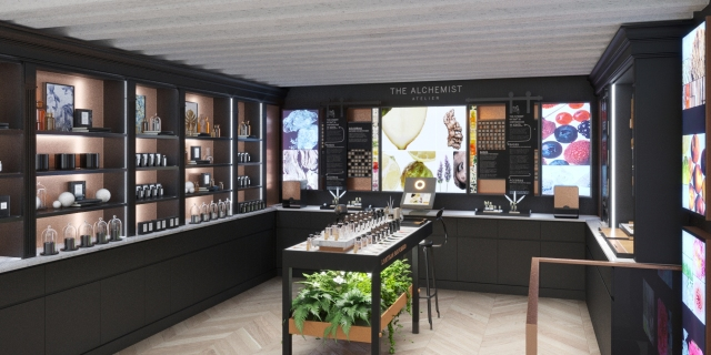 Boutique L'Artisan Parfumeur Paris
