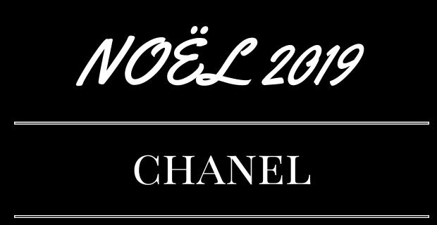 Noël 2019 de Chanel