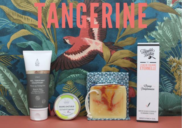 tangerine Silex Box