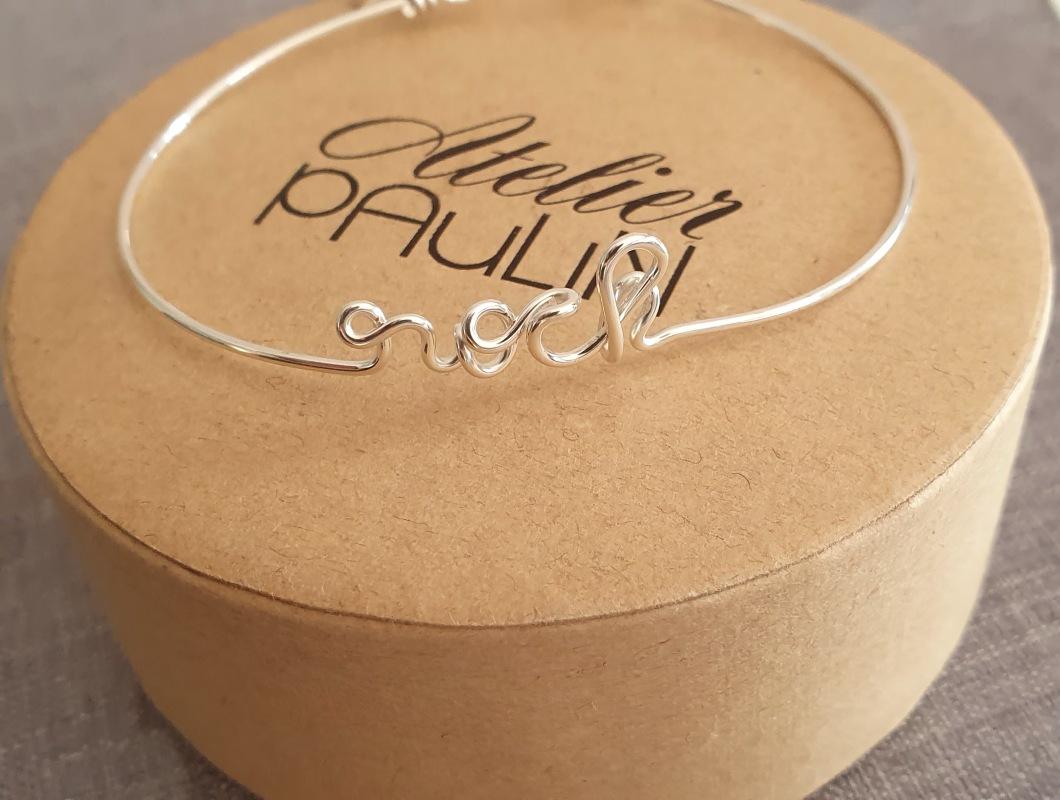 Bracelet personnalisable Atelier Paulin