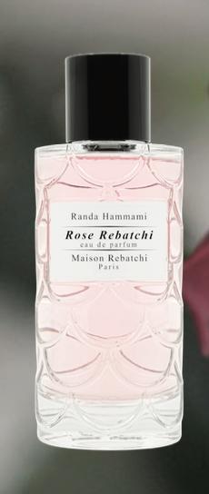 Rose Rebatchi de Maison Rebatchi Paris