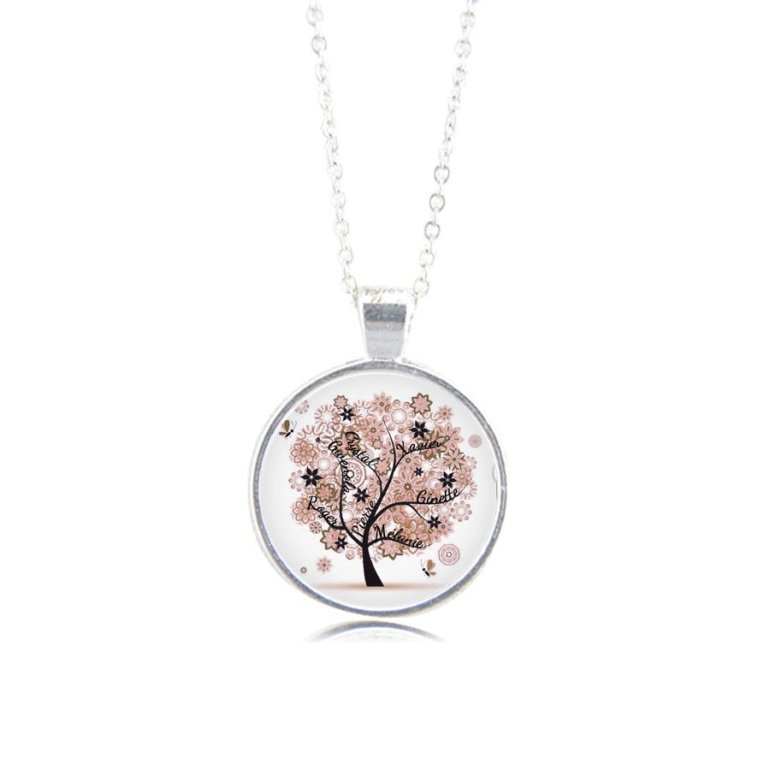 Collier Arbre de Vie Mila With You