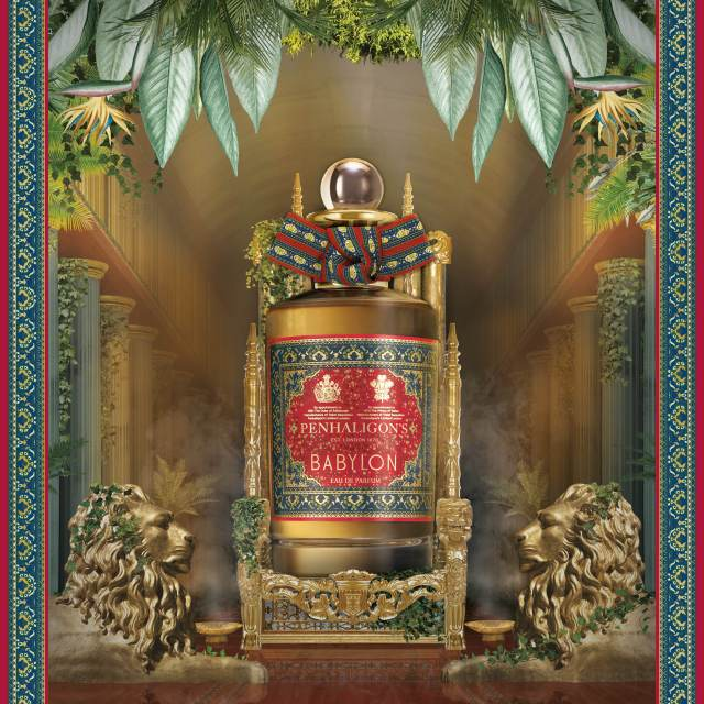 Collection Trade Routes Babylon de Penhaligon's