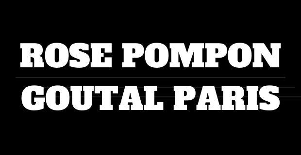Rose Pompon de Goutal Paris