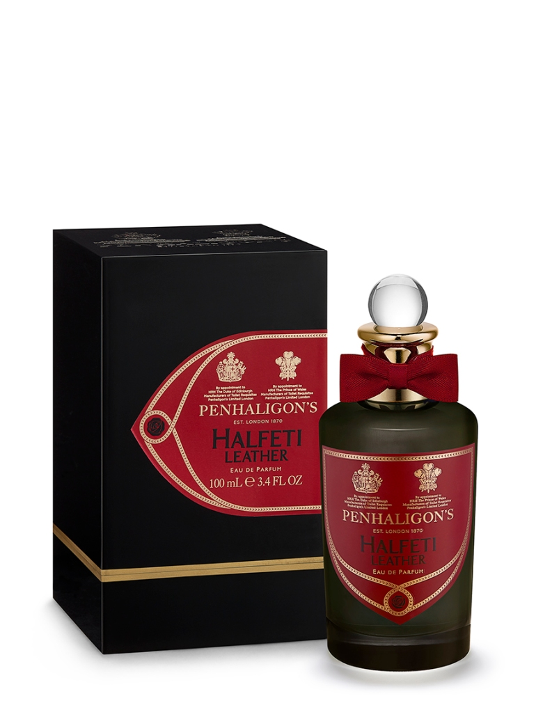 Halfeti Leather Collection Trade Routes de Penhaligon's