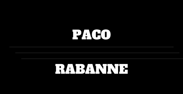 1 Million Parfum de Paco Rabanne