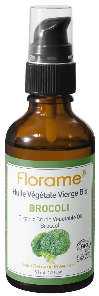 Huile Végétale Brocoli Florame