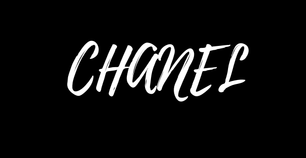 Les listes de Noël de Chanel