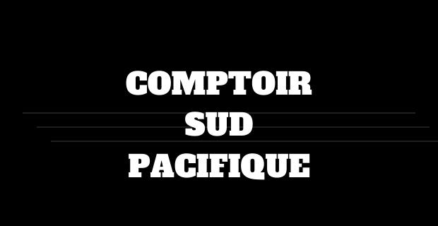 Pomelo Fizz Comptoir Sud Pacifique