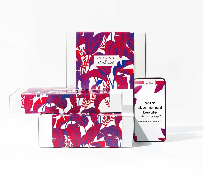 Box Beauté Clarins Unlimited
