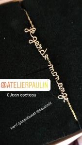 Atelier Paulin x Jean Cocteau