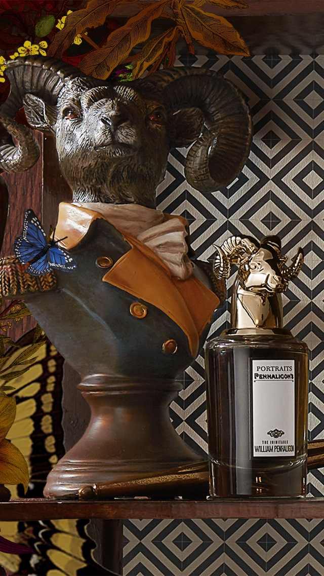 The Inimitable William Penhaligon de Penhaligon's