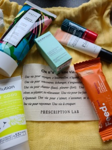 Prescription Lab Janvier 2021