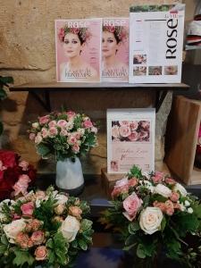 Au Nom de la Rose x Maison Rose
