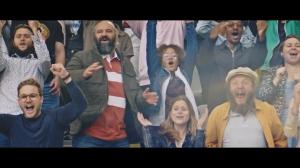 A vous d'entrer en jeu signé FRED & FARID Paris pour la Ligne Nationale de Rugby